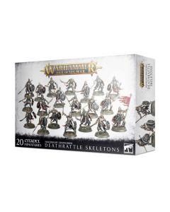 Warhammer AoS: Soulblight Gravelords: Deathrattle Skeletons