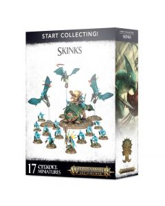 Warhammer AoS: Start Collecting! Skinks