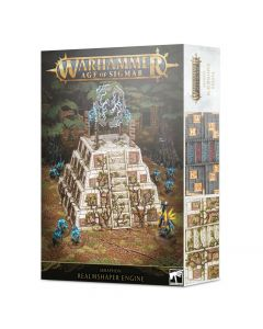 Warhammer AoS: Seraphon: Realmshaper Engine