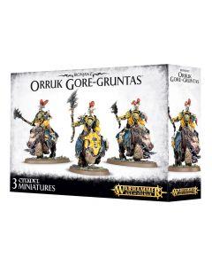 Warhammer AoS: Ironjawz: Orruk Gore-gruntas