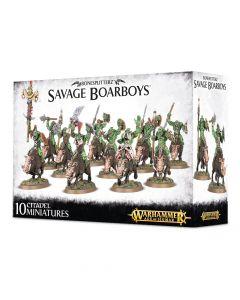 Warhammer AoS: Bonesplitterz: Savage Boarboys