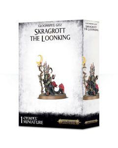 Warhammer AoS: Gloomspite Gitz: Skragrott the Loonking