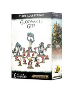Warhammer AoS: Start Collecting! Gloomspite Gitz