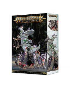 Warhammer AoS: Gloomspite Gitz: Bad Moon Loonshrine