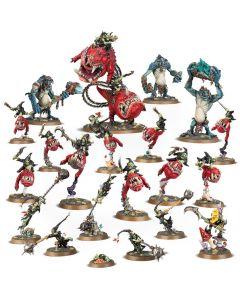 Warhammer AoS: Battleforce: Gloomspite Gitz: Caveshroom Loonz