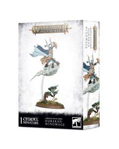 Warhammer AoS: Lumineth Realm-Lords: Hurakan Windmage
