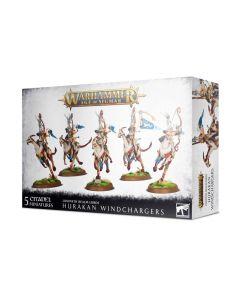 Warhammer AoS: Lumineth Realm-Lords: Hurakan Windchargers