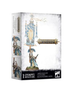 Warhammer AoS: Lumineth Realm-Lords: Vanari Bannerblade