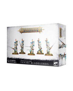 Warhammer AoS: Lumineth Realm-Lords: Vanari Bladelords