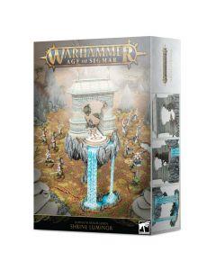 Warhammer AoS: Lumineth Realm-Lords: Shrine Luminor