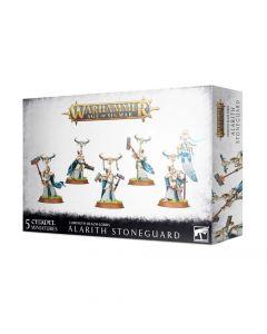 Warhammer AoS: Lumineth Realm-lords: Alarith Stoneguard