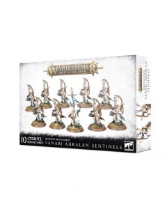 Warhammer AoS: Lumineth Realm-lords: Vanari Auralan Sentinels