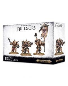 Warhammer AoS: Beasts of Chaos: Bullgors