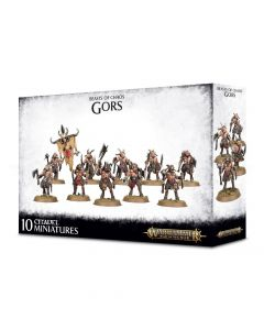 Warhammer AoS: Beasts of Chaos: Gors