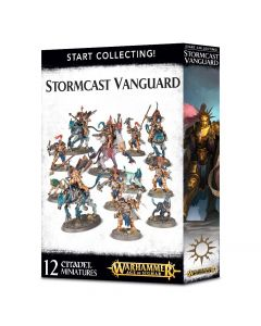 Warhammer AoS: Start Collecting! Stormcast Vanguard