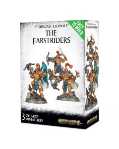 Warhammer AoS: Stormcast Eternals Easy To Build: The Farstriders