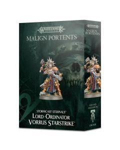 Warhammer AoS: Stormcast Eternals: Lord-Ordinator Vorrus Starstrike