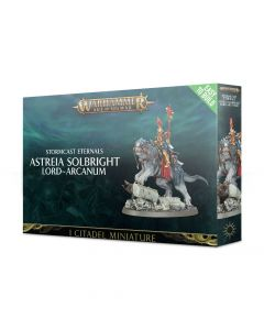 Warhammer AoS: Stormcast Eternals: Easy to Build Astreia Solbright, Lord-Arcanum