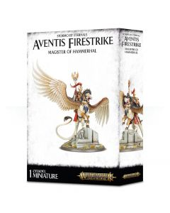 Warhammer AoS: Stormcast Eternals: Aventis Firestrike: Magister of Hammerhal