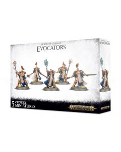 Warhammer AoS: Stormcast Eternals: Evocators