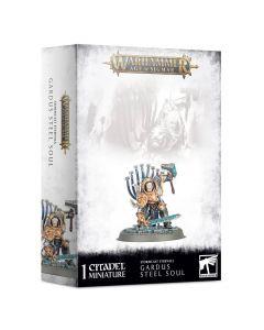 Warhammer AoS: Stormcast Eternals: Gardus Steel Soul