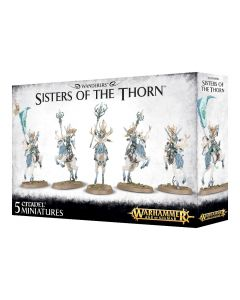 Warhammer AoS: Wanderers: Sisters of the Thorn
