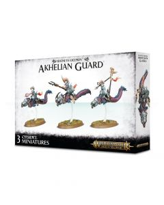 Warhammer AoS: Idoneth Deepkin: Akhelian Guard