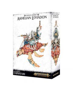 Warhammer AoS: Idoneth Deepkin: Akhelian Leviadon