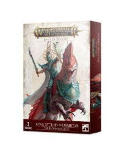 Warhammer AoS: Broken Realms: King Sythus Nemmetar - The Bloodsurf Hunt