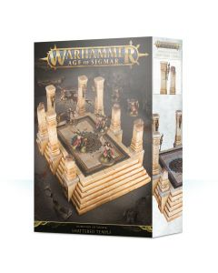 Warhammer AoS: Dominion of Sigmar: Shattered Temple