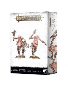 Warhammer AoS: Sons of Behemat: Mancrusher Gargants