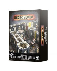 Necromunda: Zone Mortalis: Columns and Walls
