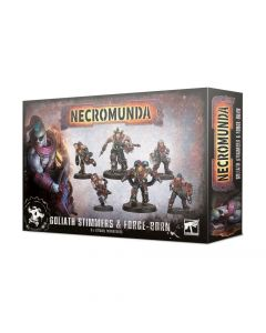 Necromunda: Goliath Stimmers and Forge-born