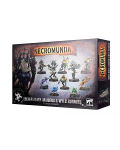 Necromunda: Escher Death-maidens and Wyld Runners