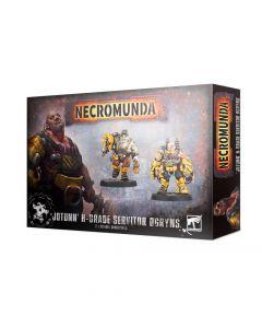 Necromunda: Jotunn H-Grade Industrial Servitor Ogryns