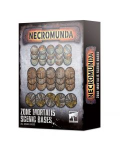 Necromunda: Zone Mortalis: Bases Set