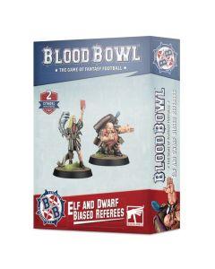 Blood Bowl: Elf & Dwarf Biased Referees