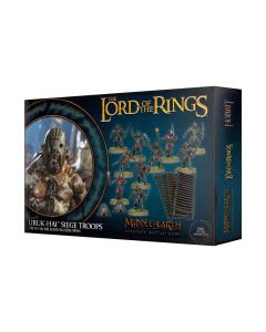 The Lord of the Rings: Uruk-hai Siege Troops