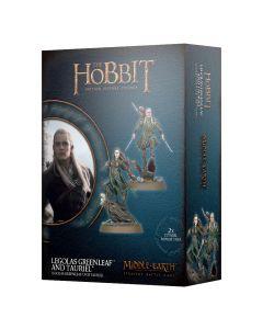 The Hobbit: Legolas Greenleaf & Tauriel