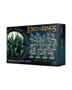 The Lord of the Rings: Warriors of Minas Tirith