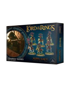 The Lord of the Rings: Haradrim Raiders