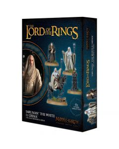 The Lord of the Rings: Saruman the White & Gríma