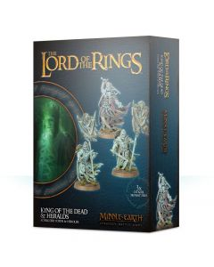 The Lord of the Rings: King of the Dead & Heralds