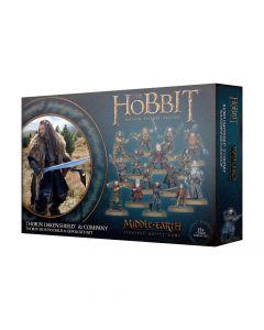 The Hobbit: Thorin Oakenshield & Company