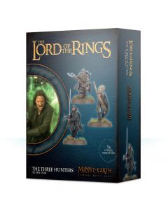 The Lord of the Rings: The Three Hunters