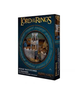 The Lord of the Rings: Rohan Watchtower and Palisades