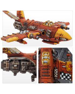 Aeronautica lmperialis: Ork Air Waaagh! Dakkajets