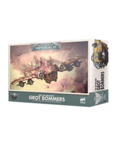 Aeronautica Imperialis: Grot Bommers