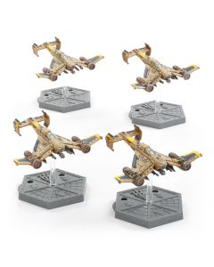 Aeronautica Imperialis: Imperial Navy Avenger Strike Fighters