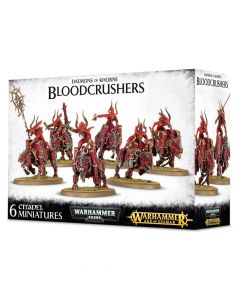 Warhammer: Daemons of Khorne: Bloodcrushers